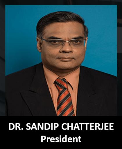 Dr Sandeep Ch. President-min